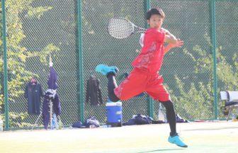 山根稔平,早稲田大学,ソフトテニス全日本アンダー20メンバー