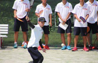 福田成海,法政大学,ソフトテニス全日本アンダーチーム