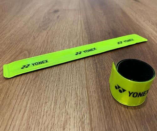 YONEX,リフレクターバンド,ジョギンググッズ