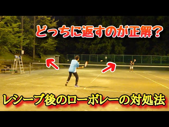 ソフトテニス練習法,ローボレー,カンボジアまさと