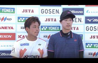ソフトテニス天皇杯2019,2019全日本ソフトテニス選手権,男子決勝戦