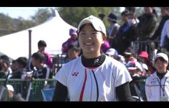 ソフトテニス皇后杯2019,2019全日本ソフトテニス選手権,林田島津対小林吉田