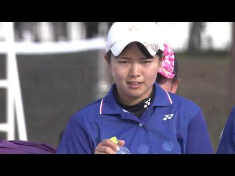 ソフトテニス皇后杯2019,2019全日本ソフトテニス選手権,女子決勝戦