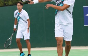 MIZUNO OPEN SOFT TENNIS,ミズノオープンソフトテニス,九島一馬