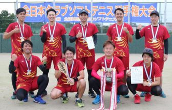 全日本ソフトテニスクラブ選手権,KEI SPORTS,全クラ