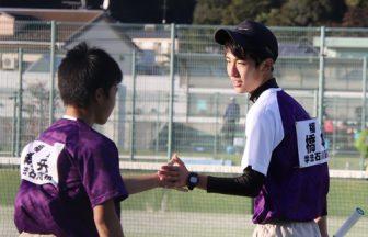 福島県高等学校ソフトテニス新人体育大会