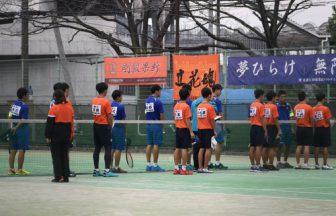 神奈川県高等学校ソフトテニス新人大会