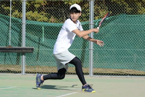 東海学生ソフトテニス選手権,岡安龍貴,中京大学