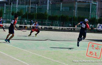 ソフメシ,関東オープンソフトテニス大会,東京ガス