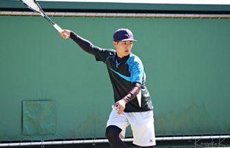九州オープンソフトテニス大会,中村海斗,西日本工業大学