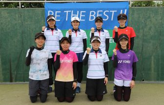 ヨネックスソフトテニスチーム,YONEXソフトテニス女子実業団