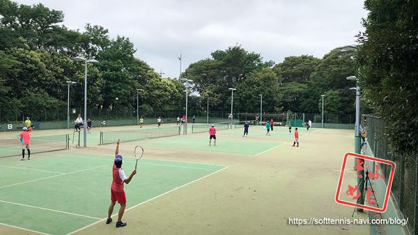 ソフメシ,ソフトテニスでメシを食う!!,春日部オープン