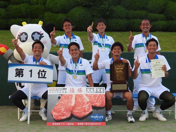 ソフトテニス実業団,ヨネックス男子チーム,全日本実業団優勝