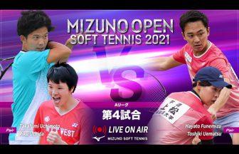 MIZUNO OPEN SOFT TENNIS 2021,ミズノオープンソフトテニス2021